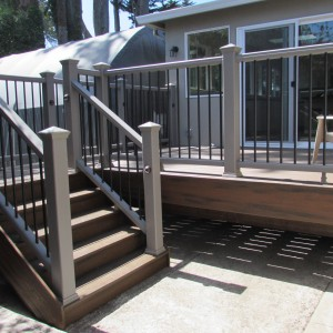 Trex Composite Decking - TrexPro Deck Builders