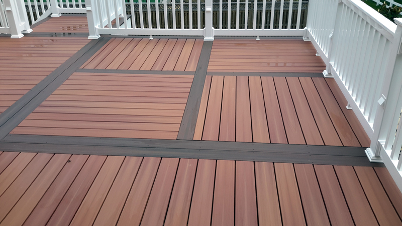 Fiberon composite decking for Fiberon ipe decking prices